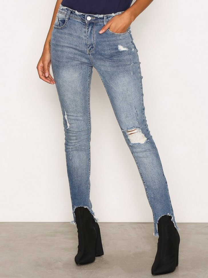 Nelly.com SE - Mid Rise Skinny Jeans 398.00