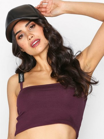 Missguided - LONDUNN Square Neck Bralet