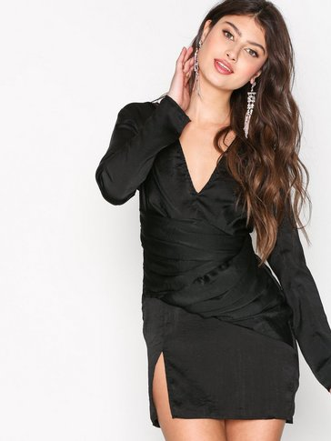 Missguided - Panelled Shift Dress