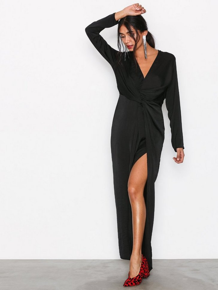 Nelly.com SE - Wrap Front Shirt Dress 648.00