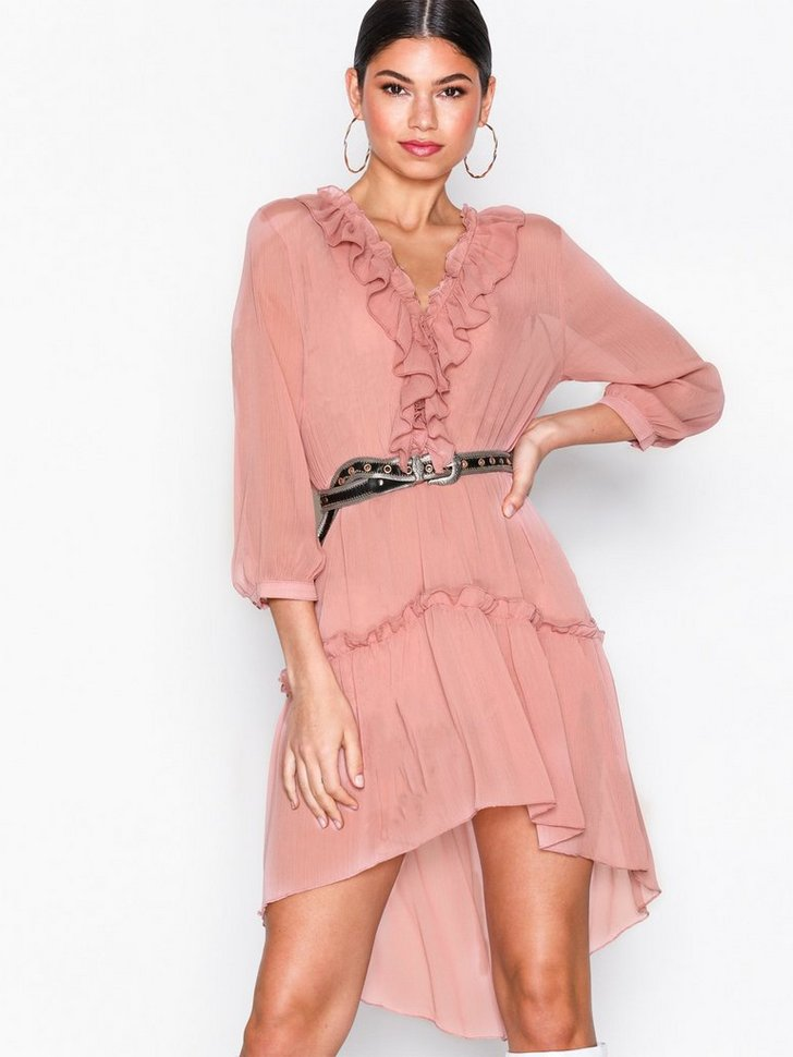 Nelly.com SE - Chiffon Frill Detail Dress 328.00