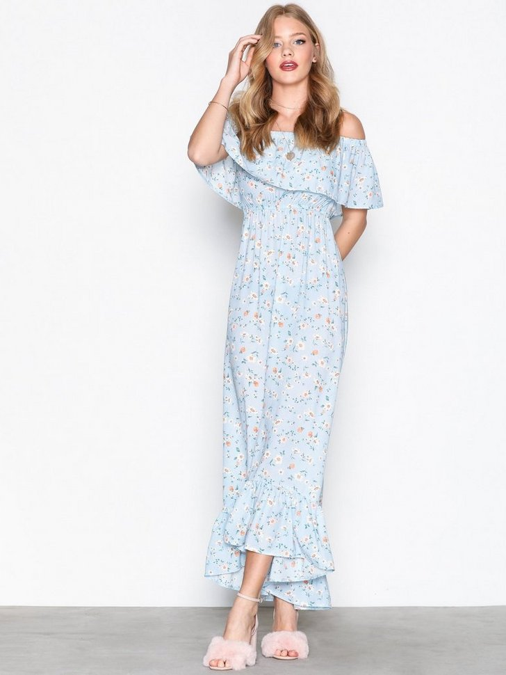 Bardot Ditsy Floral Maxi Dress køb festkjole
