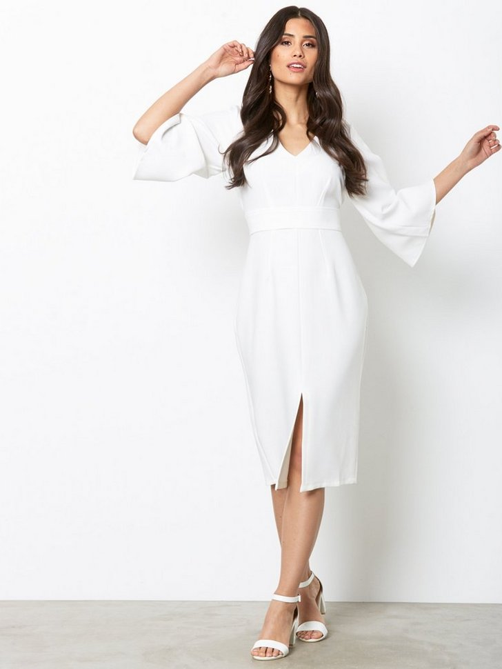 Nelly.com SE - V Neck Midi Dress 698.00