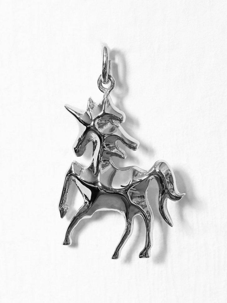 Unicorn Charm festtøj smykker