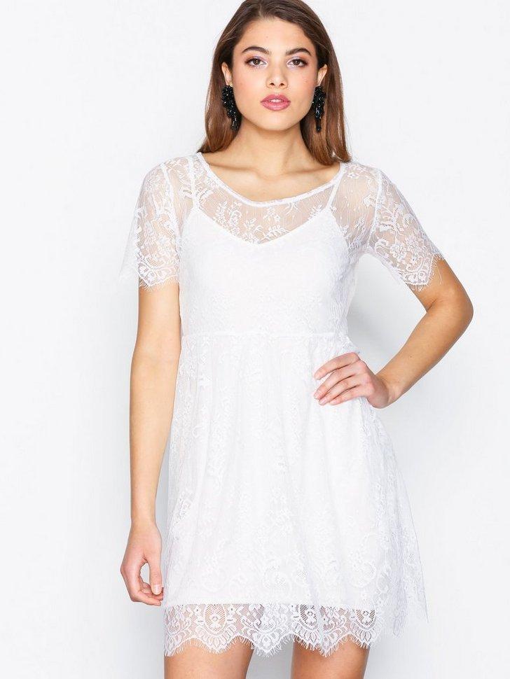 Valria Lace Dress køb festkjole