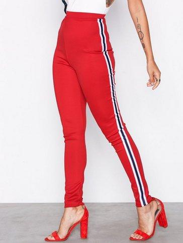 Missguided - Double Stripe Leggings