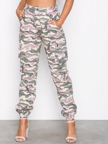Missguided - Premium Camo Trousers