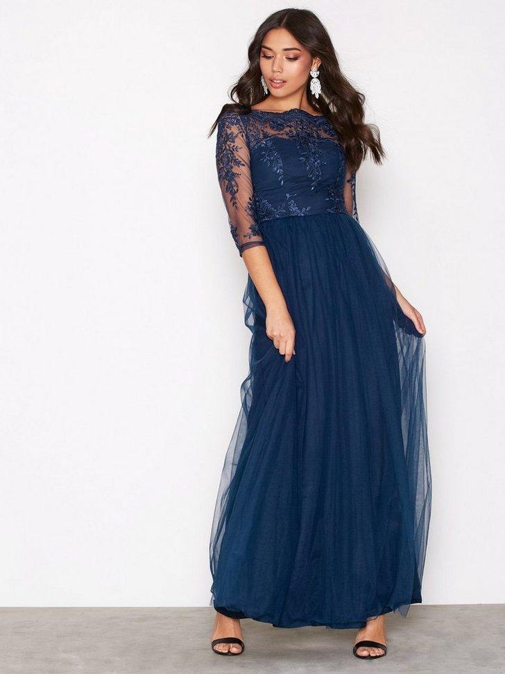 Saskia Dress køb festkjole