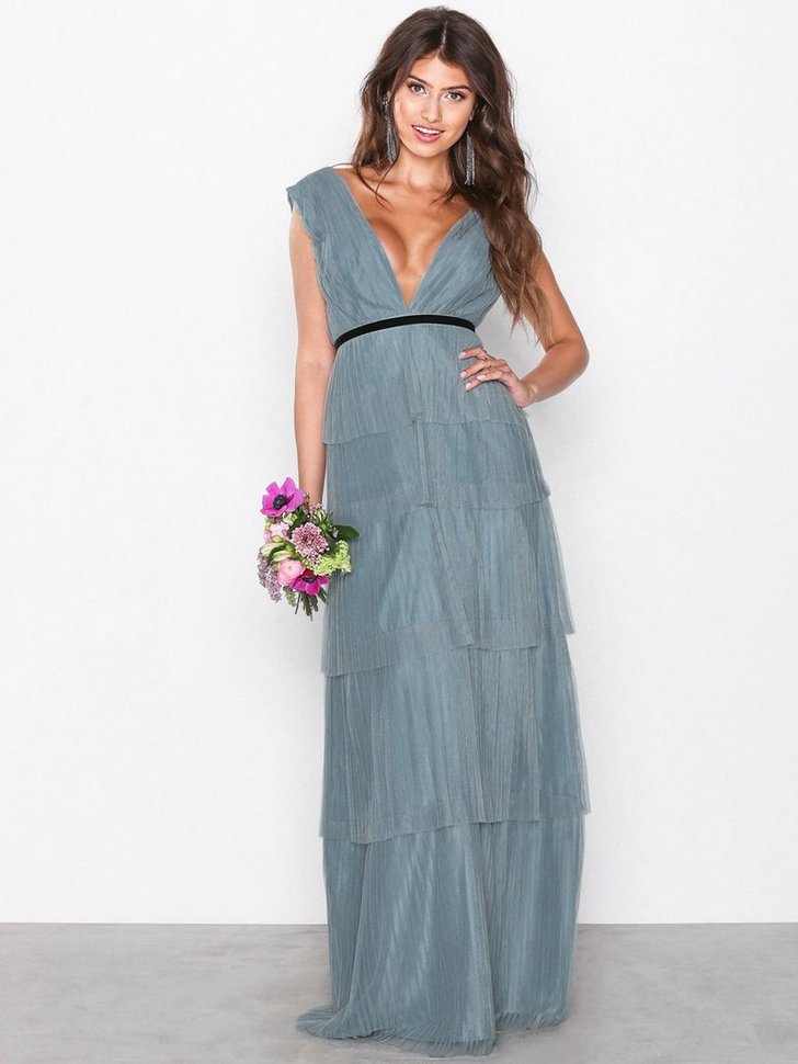Adria Maxi Dress køb festkjole