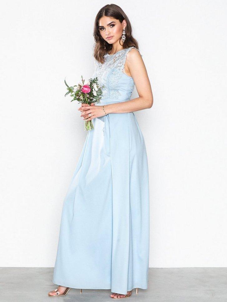 Festkjole Bryne Maxi Dress festtøj