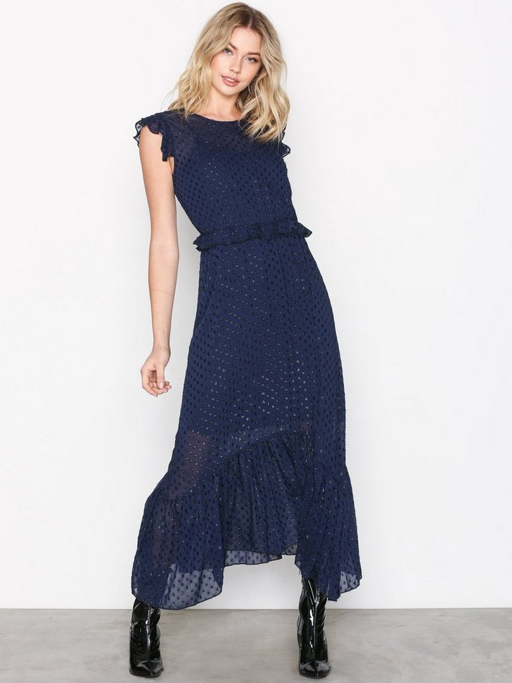 Gerda Dot Dress køb festkjole