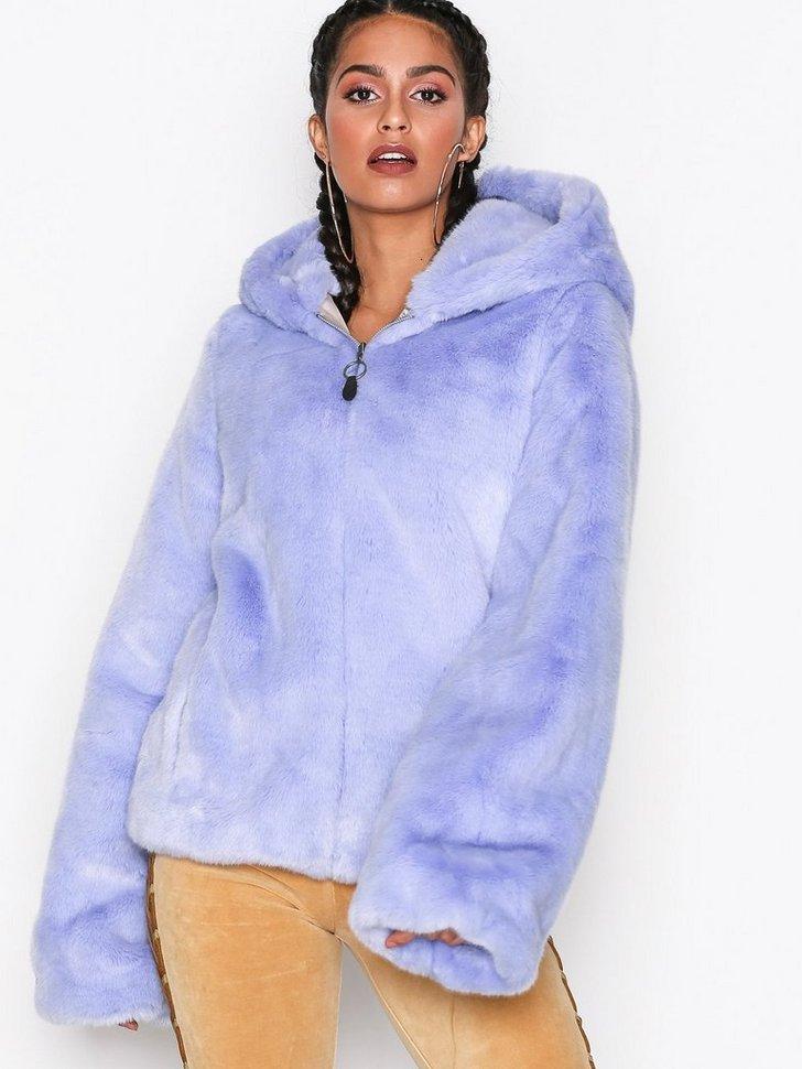 Nelly.com SE - Faux Fur Shawl Collar Jacket 4798.00