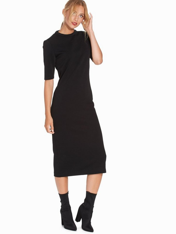Nelly.com SE - Fitted Mid-sleeve Dress 959.00 (2398.00)
