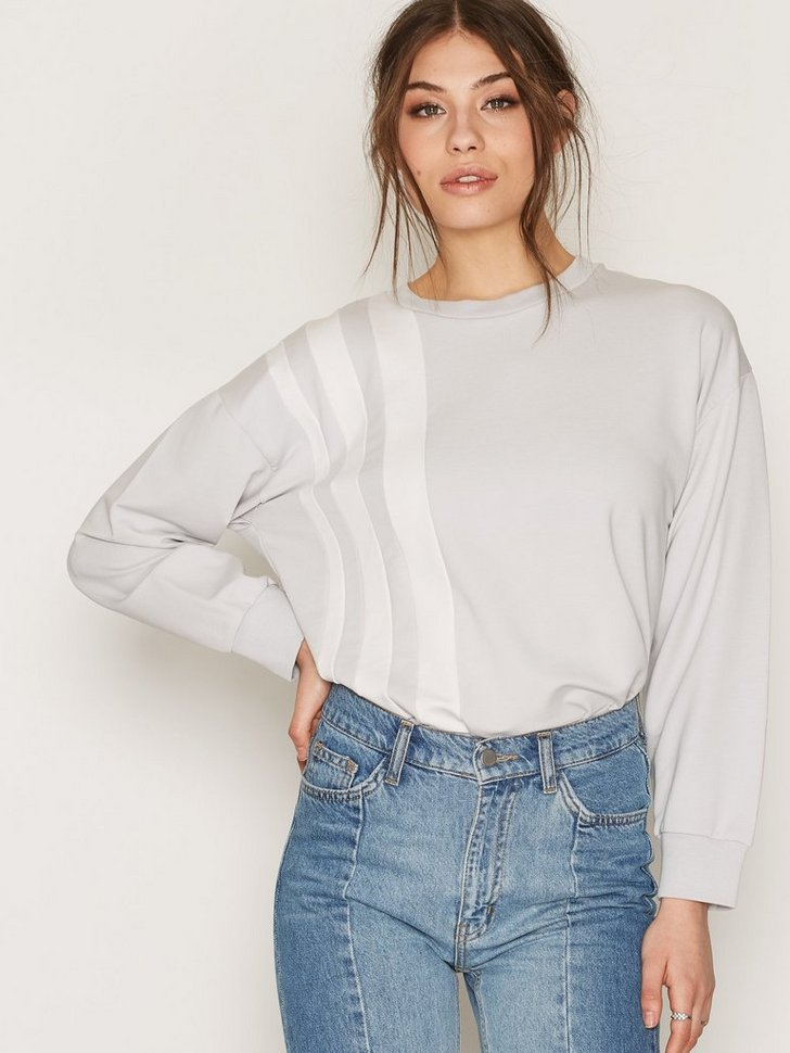 Nelly.com SE - Stripe Sweatshirt 899.00 (1498.00)