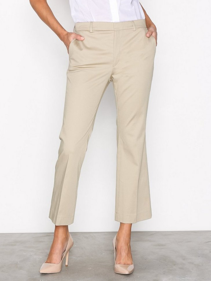 Nelly.com SE - Hudson Cotton Cropped Trousers 1046.00 (1494.00)
