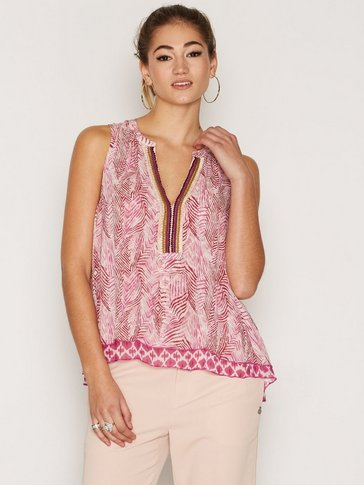 Maison Scotch - Sleeveless Beach Top