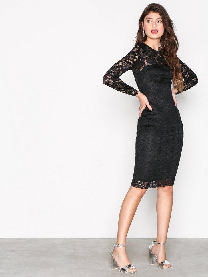 Lace Dress køb festkjole