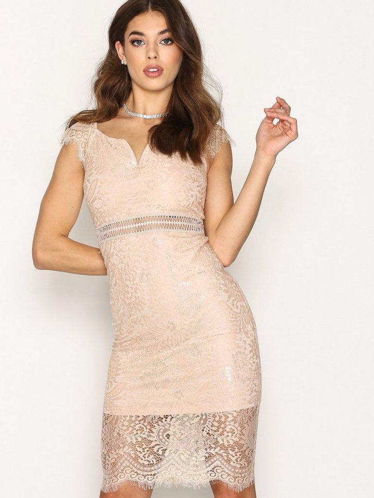 Nelly.com SE - Lace Bodycon Dress 398.00
