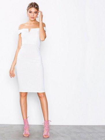 Ax Paris - Bardot Midi Dress