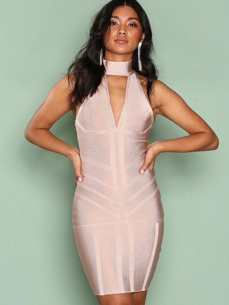 Nelly.com SE - Bandage Choker Bodycon Dress 629.00