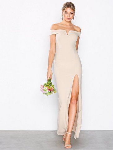 Ax Paris - Bardot Maxi Dress