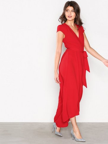 Ax Paris - Long Wrap Dress