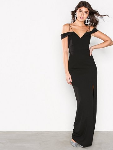Ax Paris - Long Off Shoulder Dress