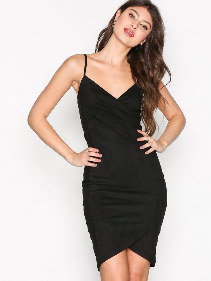 Wrapped Strap Dress