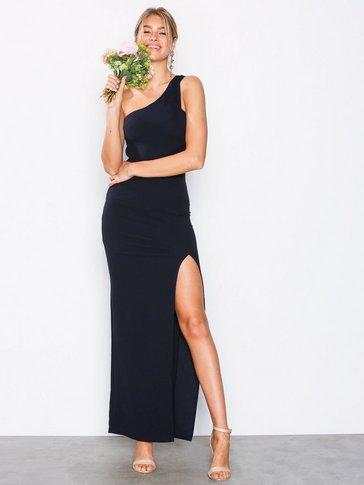 Ax Paris - One Shoulder Maxi Dress
