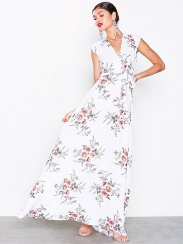 Ax Paris - Flounce Midi Dress