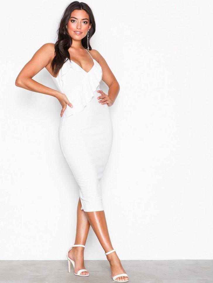 Nelly.com SE - Strappy Frill Midi Dress 298.00