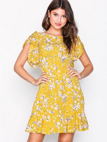 Ax Paris - Waisted Mini Dress