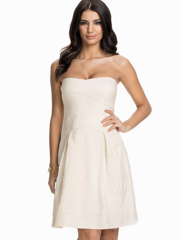 Bandage Bandeau Mini Dress