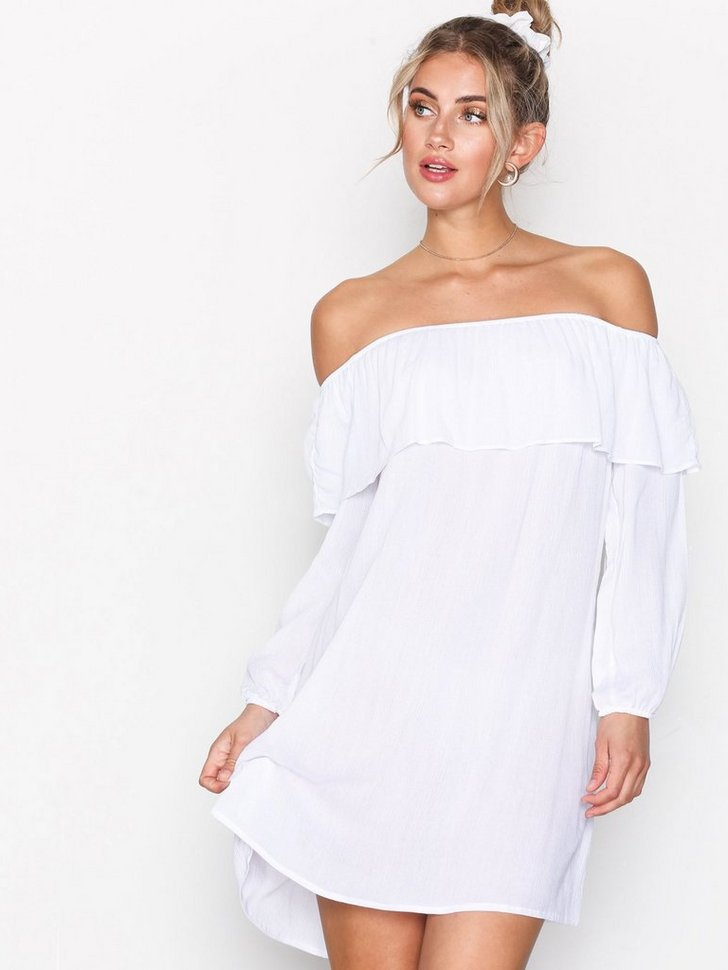 Nelly.com SE - Off Shoulder LS Dress 298.00