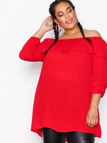 Glamorous - Off Shoulder LS Dress