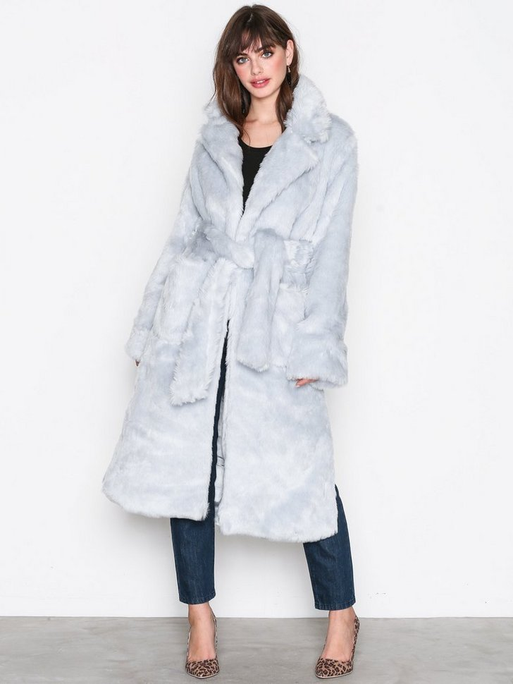 Nelly.com SE - Fur Wrap Coat 2398.00