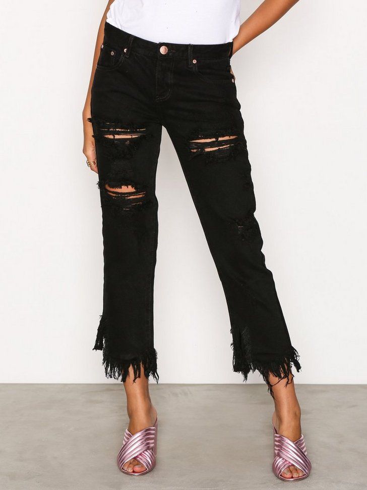 Nelly.com SE - Distressed Jeans 349.00 (498.00)