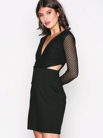 Glamorous - Fishnet Dress