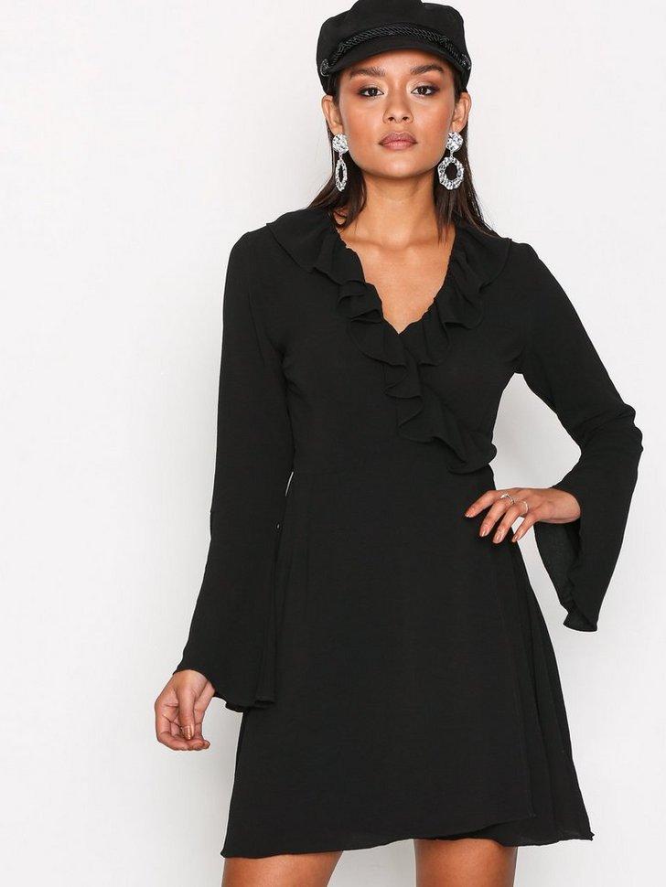 Nelly.com SE - Short Sleeve Chiffon Dres 478.00