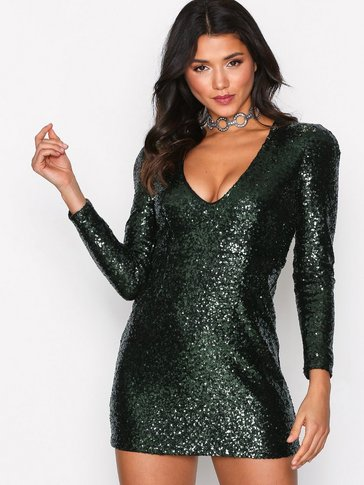 Glamorous - Sequin Party Dress