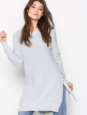 Glamorous - Knitted Long Top