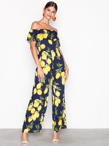 Glamorous - Printed Jumpsuit