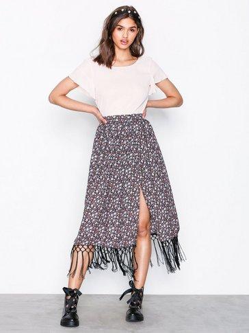 Glamorous - Fringe Skirt