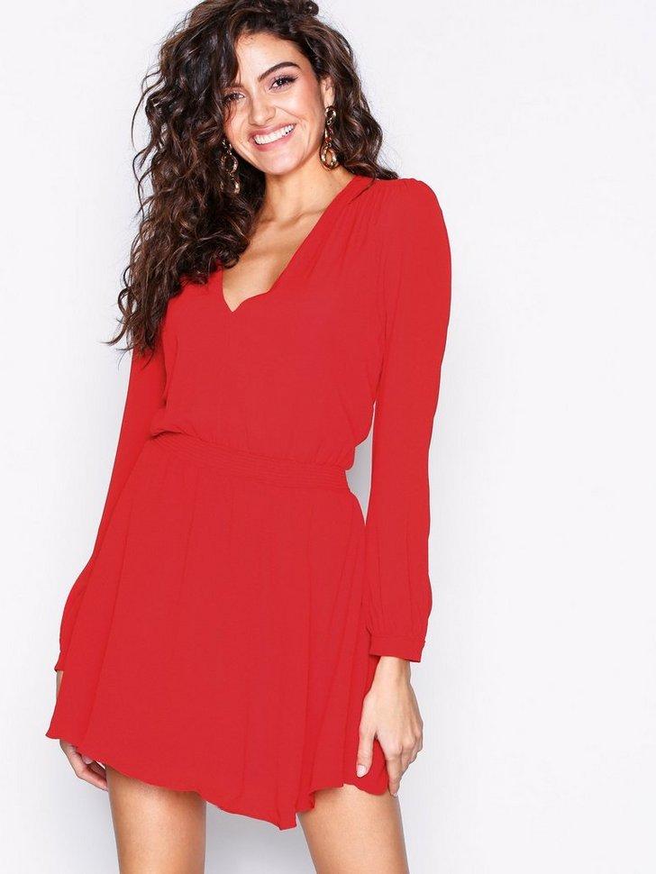 Nelly.com SE - Waisted Long Sleeve Dress 378.00