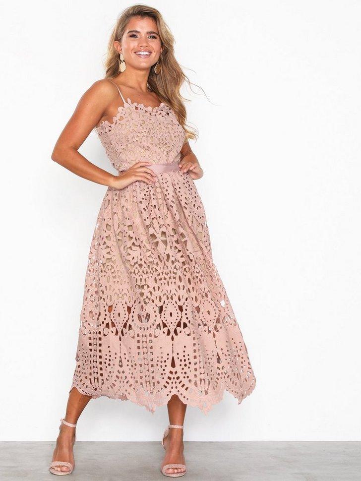 Strappy Lace Dress