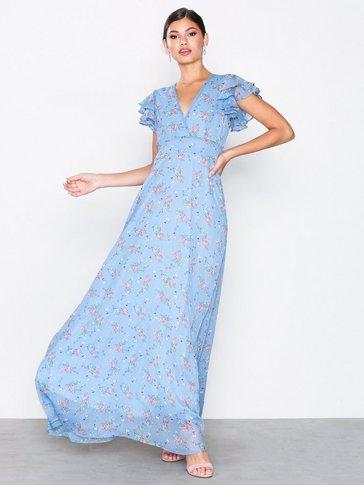 TFNC - Elana Maxi Dress