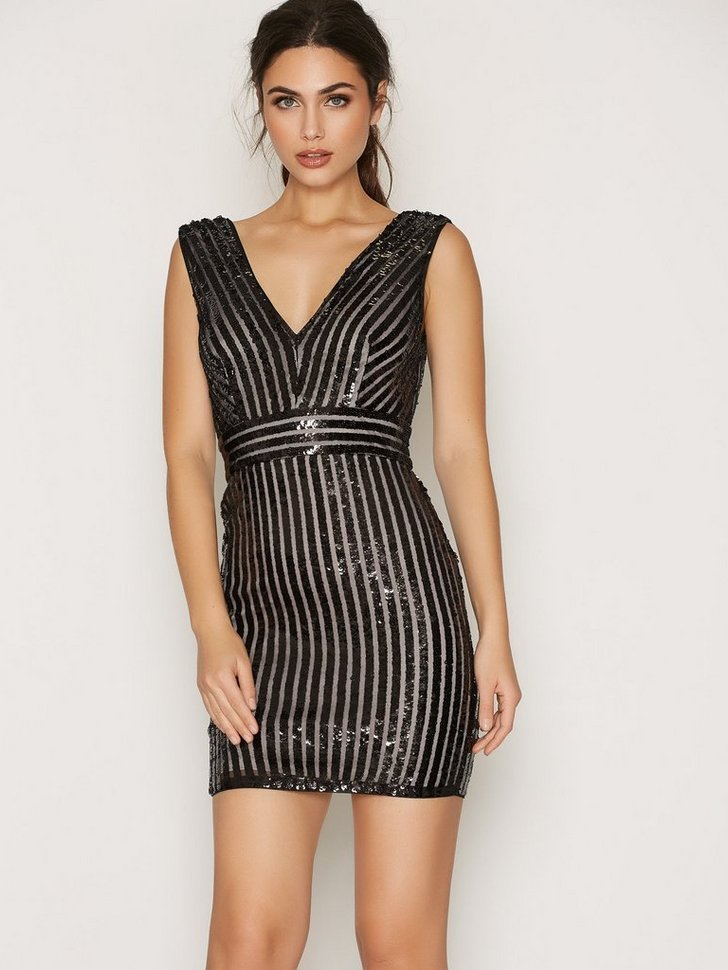 Olivia Body Dress køb festkjole