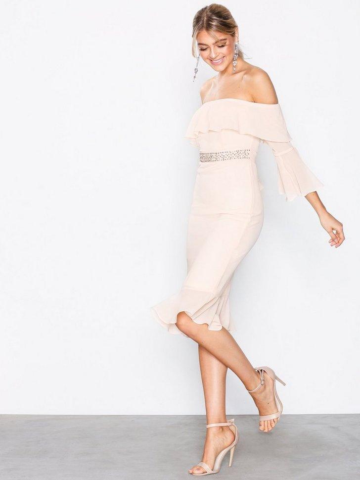 Fran Midi Dress køb festkjole