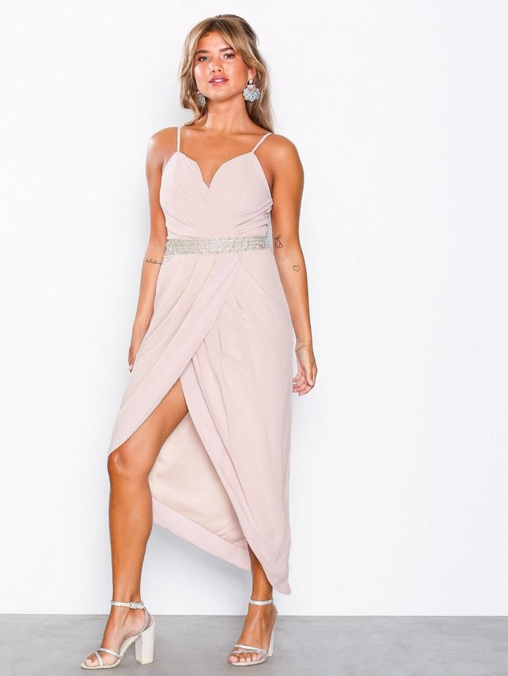 Hula Midi Dress køb festkjole