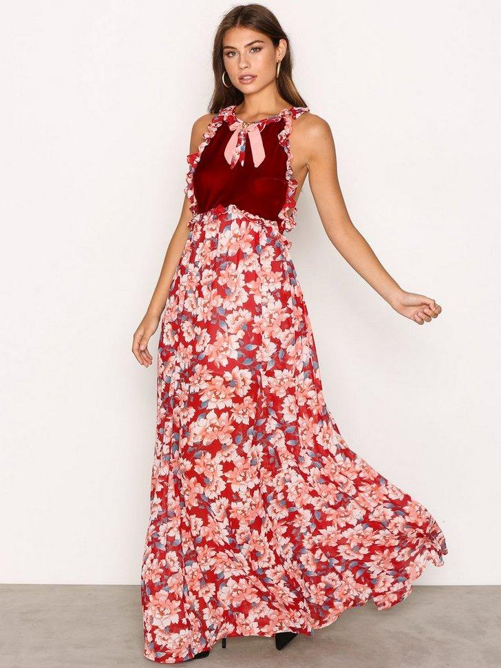 Billede af Blossom Tank Maxi Dress